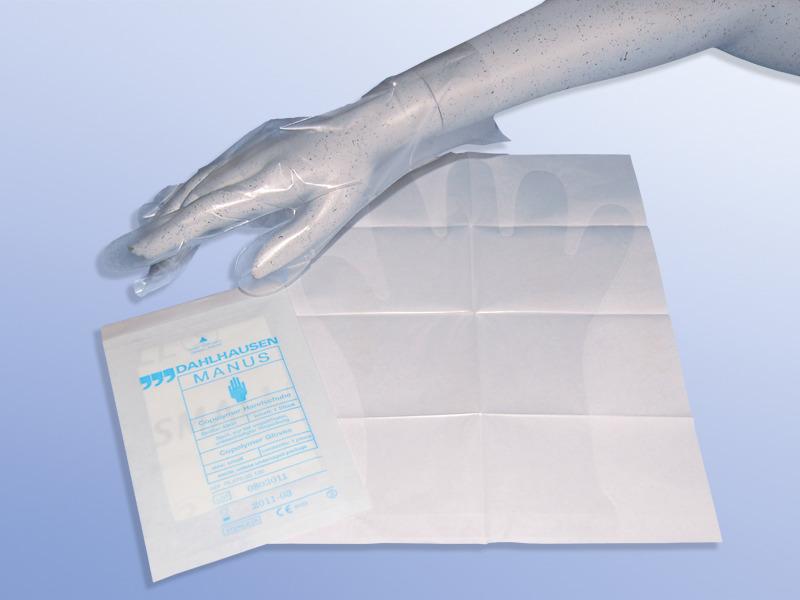 Dahlhausen Medizintechnik: Copolymer Handschuhe, einzeln